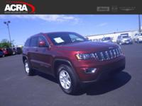 2017 Grand Cherokee, 14,905 miles, options include: