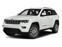 2017 Jeep Grand Cherokee Laredo 4WD, ABS brakes, Alloy