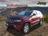 Options:  2017 Jeep Grand Cherokee Laredo|Red|4Wd|Abs