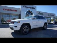 For a smoother ride, opt for this 2017 Jeep Grand