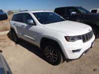Options:  2017 Jeep Grand Cherokee Limited|This Jeep
