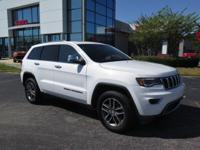 New Price! Bright White Clearcoat 2017 Jeep Grand