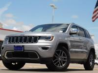 2017 Jeep Grand Cherokee Billet Silver Metallic