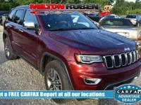 Options:  2017 Jeep Grand Cherokee Limited|Miles: