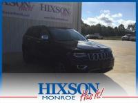 This outstanding example of a 2017 Jeep Grand Cherokee