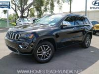 This 2017 Jeep Grand Cherokee Limited 4x2 is offered to