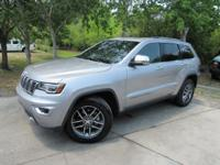 Options:  2017 Jeep Grand Cherokee Limited|This 2017