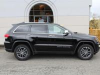 This 2017 Jeep Grand Cherokee Limited Luxury Group II
