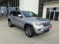*This 2017 Jeep Grand Cherokee Limited* will sell fast