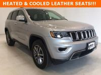 Options:  2017 Jeep Grand Cherokee Limited|**** 4X4