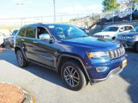 CARFAX 1-Owner, Very Nice, Jeep Certified. JUST