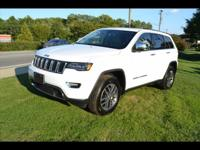 Options:  2017 Jeep Grand Cherokee Limited|4X4 Limited