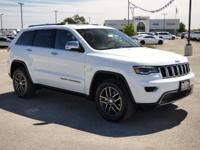 Options:  2017 Jeep Grand Cherokee Limited 4X4|Dare To