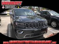 **HAGGLE FREE PRICING** Diamond Black 2017 Jeep Grand