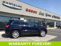 Recent Arrival! 2017 Jeep Grand Cherokee Limited 4D