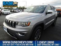 Come see this 2017 Jeep Grand Cherokee Limited. Its