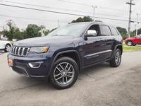 Very Nice, CARFAX 1-Owner, Jeep Certified. Nav System,