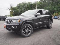 Jeep Certified, Very Nice, CARFAX 1-Owner. Nav System,
