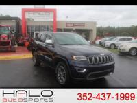 2017 JEEP GRAND CHEROKEE LIMITED -- LOADED WITH