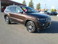 Check out this gently-used 2017 Jeep Grand Cherokee we