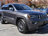 CARFAX 1-Owner, Jeep Certified. EPA 25 MPG Hwy/18 MPG