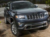 Options:  2017 Jeep Grand Cherokee Limited|Granite