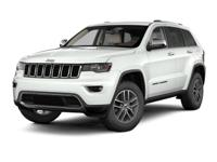 2017 Jeep Grand Cherokee Limited 4X4 with Luxury Group