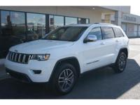 Grand Cherokee Limited. 4 Wheel Drive, V6 Luxury SUV