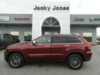 CARFAX One-Owner. Clean CARFAX. Velvet 2017 Jeep Grand