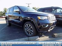 Check out this 2017 Jeep Grand Cherokee Overland. Its