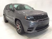 Options:  2017 Jeep Grand Cherokee Srt|Gray|**** Srt
