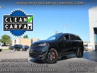 Options:  2017 Jeep Grand Cherokee Srt 4X4|4X4|Parking