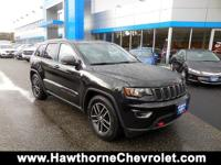 Carfax One Owner 2017 Jeep Grand Cherokee Trailhawk 4WD