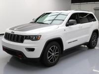 This awesome 2017 Jeep Grand Cherokee 4x4 comes loaded