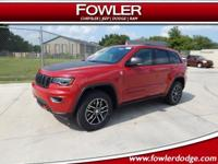 4WD. Oh yeah! Yeah baby!   This 2017 Grand Cherokee is