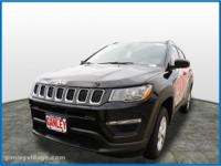 2017 Jeep Compass Sport 4WD, ABS brakes, Compass,
