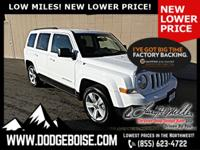 *** HEATED SEATS *** LOW MILES *** FACTORY CERTIFIED