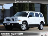 We are excited to offer this 2017 Jeep Patriot. This