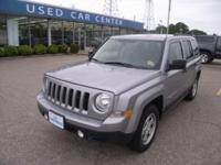 This 2017 Jeep Patriot Sport is proudly offered by