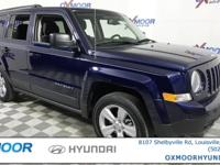New Price! Jeep Patriot Latitude CARFAX One-Owner.