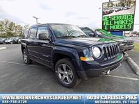 Come see this 2017 Jeep Patriot High Altitude. Its