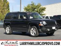 This outstanding example of a 2017 Jeep Patriot