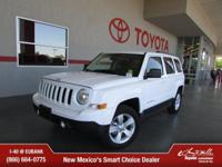 Options:  2017 Jeep Patriot Latitude|4X4 Latitude 4Dr