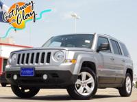 2017 Jeep Patriot Billet Silver Metallic Clearcoat