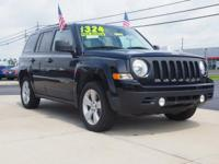 2017 Jeep Patriot Latitude Black Clearcoat **MANAGER