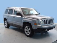 KBB.com 10 Most Awarded Brands. This Jeep Patriot