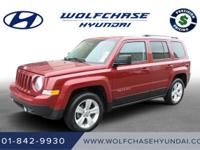 2017 Jeep Patriot Latitude   **10 YEAR 150,000 MILE