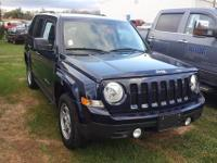 2017 Jeep Patriot Sport. Serving the Greencastle,