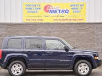 CARFAX One-Owner. Clean CARFAX. True Blue Pearlcoat