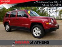 Check out this 2017 Jeep Patriot Sport. Its Automatic